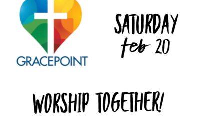 Worship Services Feb. 20, 2021