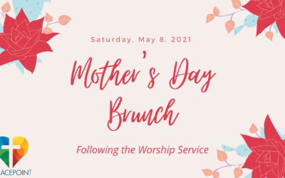 Mother's Day Brunch, May 8