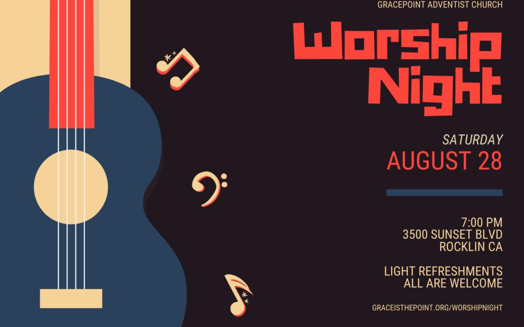 Worship Night @ Gracepoint