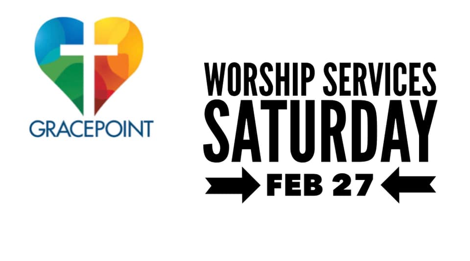 Worship Services – February 27, 2021
